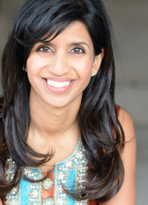 Poppy founder, Anvi Patel