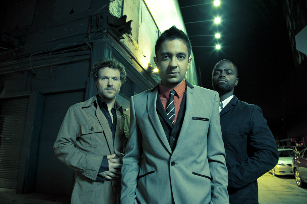 The Vijay Iyer Trio, Photo Courtesy of classicallite.com