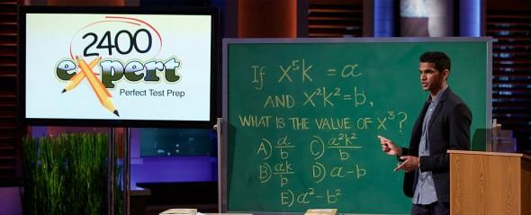 """Shaan Patel on ABC's """"Shark Tank."""""""