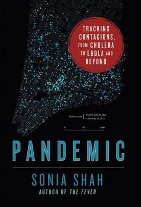 Shah's new book, Pandemic, hit shelves on Feb. 23