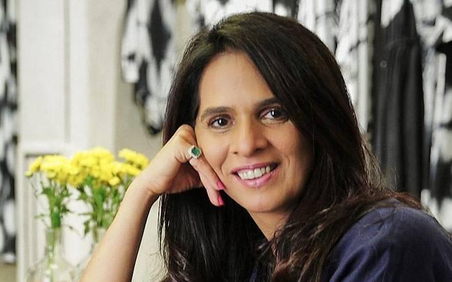 Fashion designer, Anita Dongre