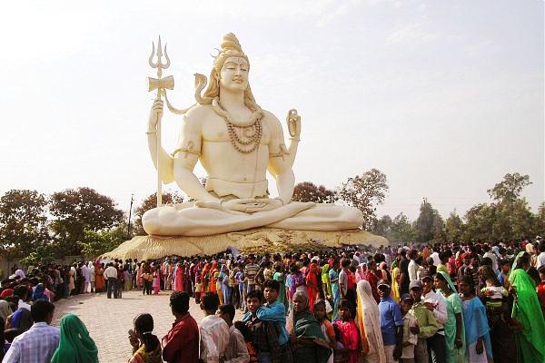 Shiv Temple Kanchar City Jabalpur, India