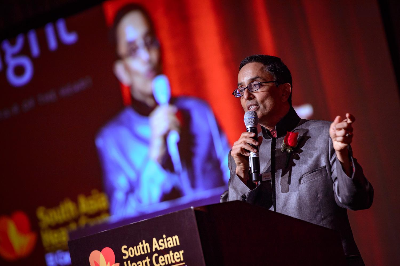 Ashish Mathur-Podium