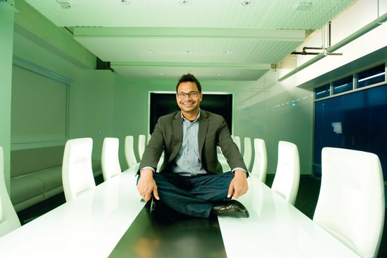 AppDynamics CEO and founder Jyoti Bansal says he had to wait seven years to for his green card. — AppDynamics