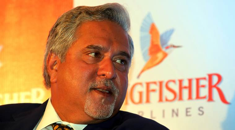 Kingfisher chairman Vijay Mallya