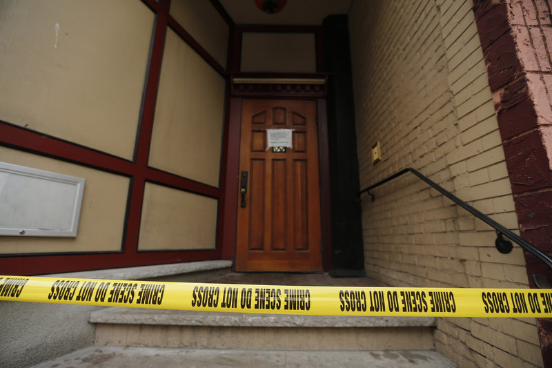 Shani Patel, 21, an undergraduate student at Rutgers Newark was shot an killed in his off campus Central Avenue apartment last night. His roommate who graduated from Rutgers last year was also shot and is in critical condition.(Robert Sciarrino | NJ Advance Media)