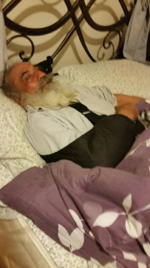 Amrik Singh Bal, the 68-year-old Sikh man attacked by two men in Fresno last December.