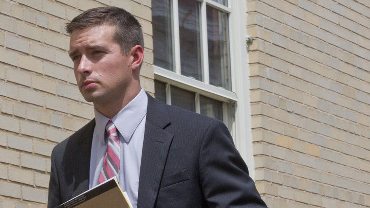 Former Alabama police officer Eric Parker will stand trial on misdemeanor charges for his alleged take-down of Sureshbhai Patel, a visitor from India who was walking around his son's neighborhood. Parker also faces a civil suit brought about by Patel's Indian American family.