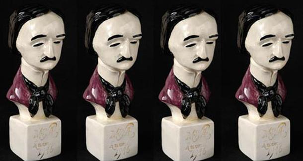 Edgar Allan Poe awards from 2012.
