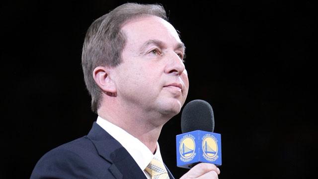 Warriors co-owner Joe Lacob
