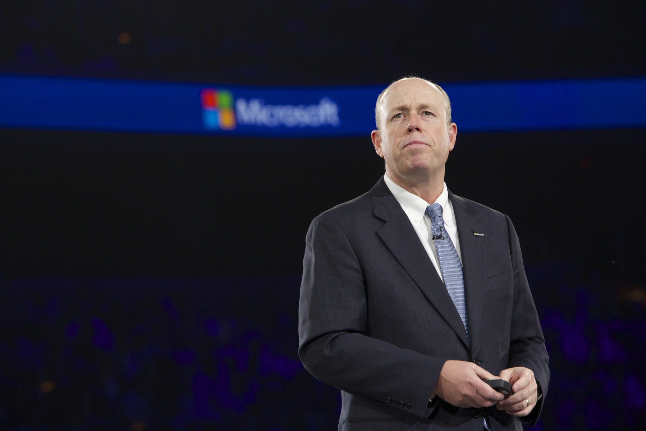 Microsoft chief operating officer Kevin Turner is leaving the company after 11 years.