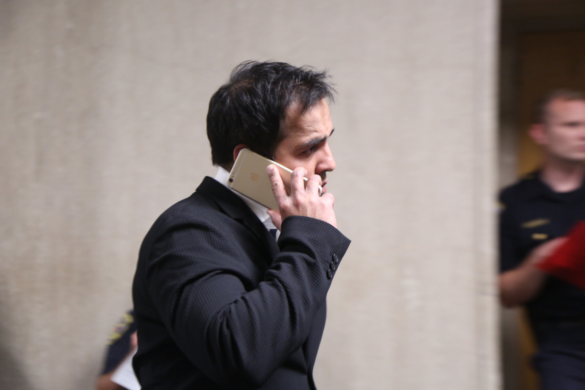 Gurbaksh Chahal, the tech wunderkind who got fired from his CEO job could be heading to jail Friday.