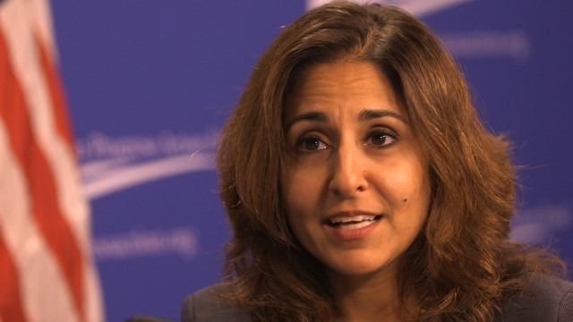 Neera Tanden has been named to Clinton's transition team.