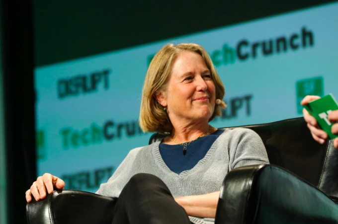 Diane Greene TechCrunch Disrupt