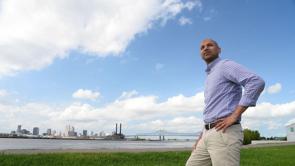 Abhay Patel, a Republican, has withdrawn from Louisiana's Senate race.
