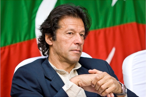 A Pakistani judge has ordered the arrest of Imran Khan.