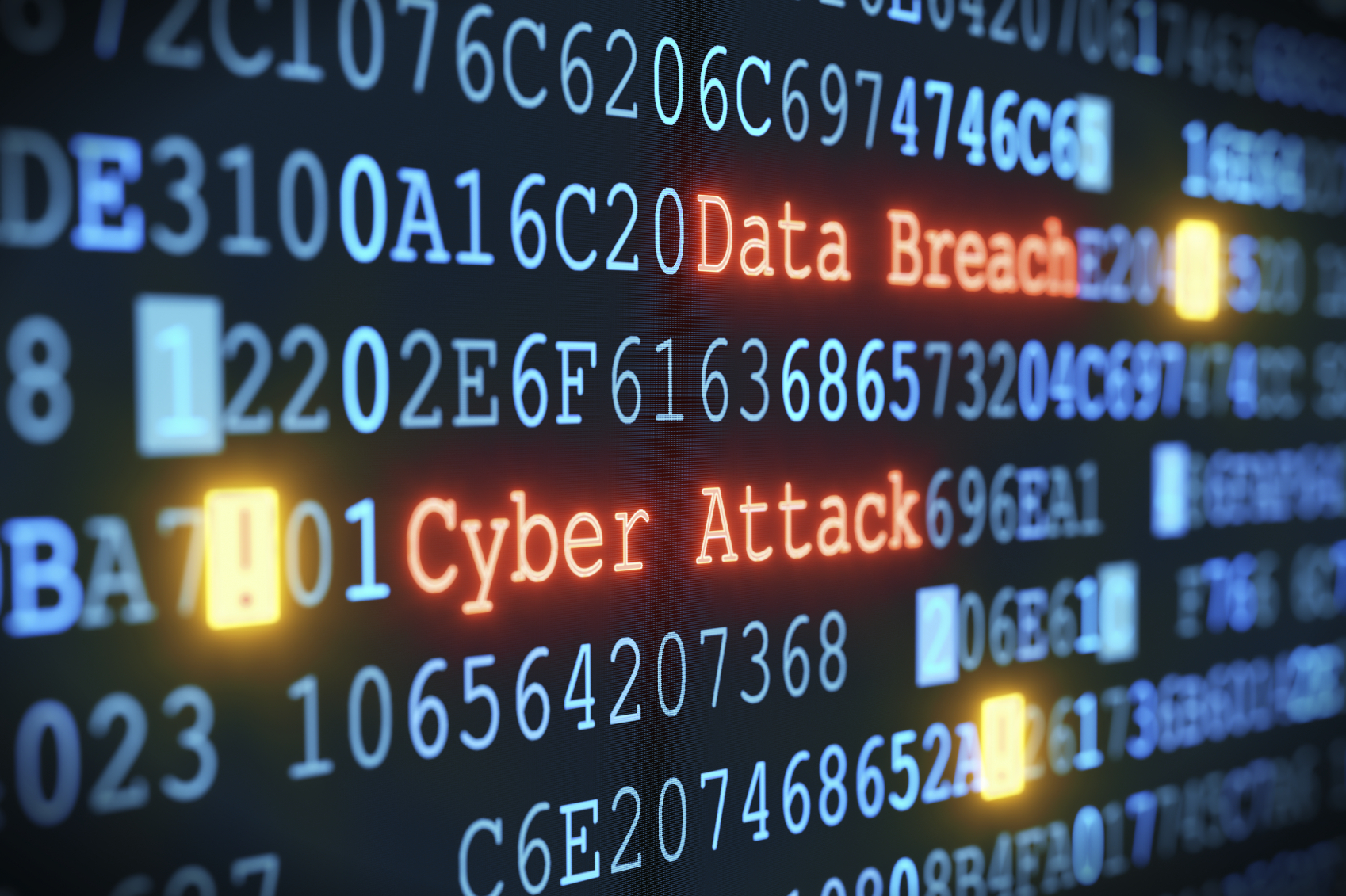 Multiple major websites were hit with a successive series of cyber attacks Friday.