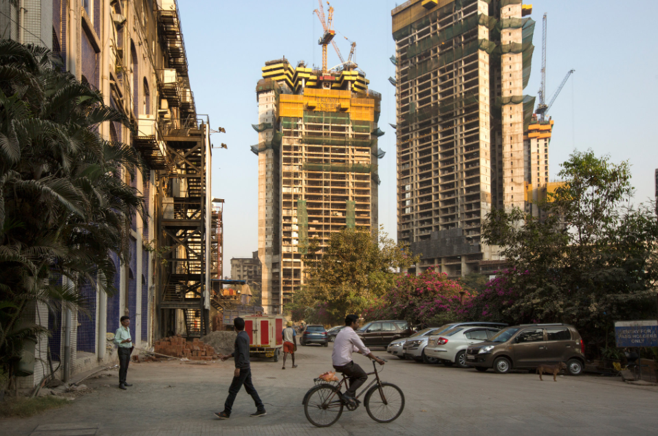 Trump Tower Mumbai is one of five Trump Organization projects in India, a country where connections between developers and officials are common.