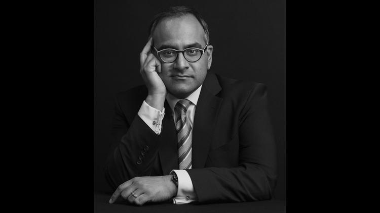 Ravi Rajan was just named the fourth president at CalArts. (Balarama Heller)