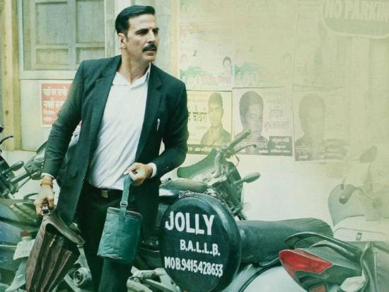 Akshay Kumar starring in Jolly LLB 2