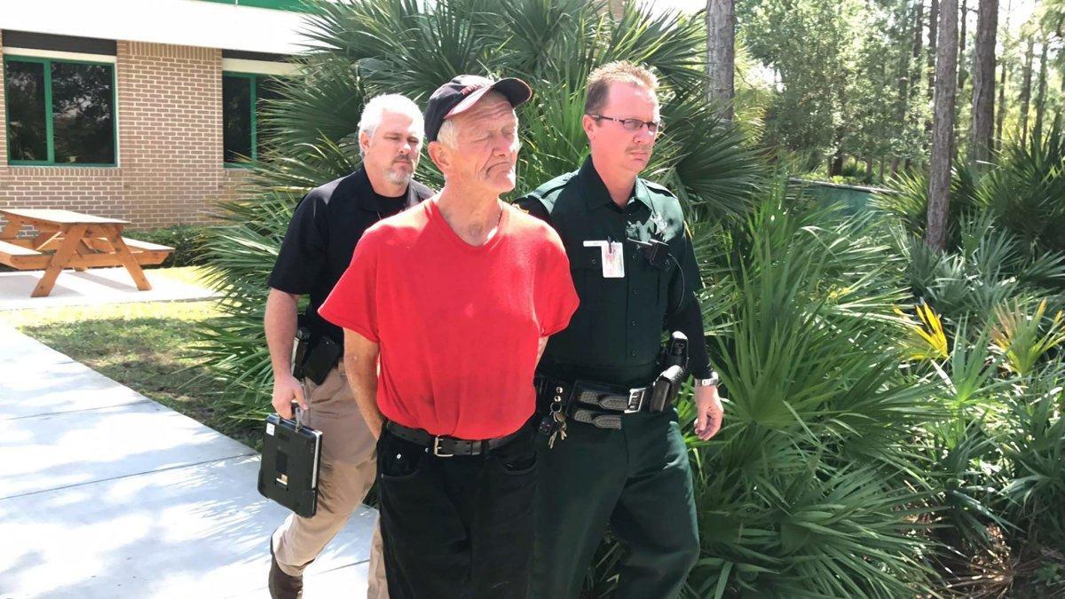 Richard Llyod, Florida man accused of arsen