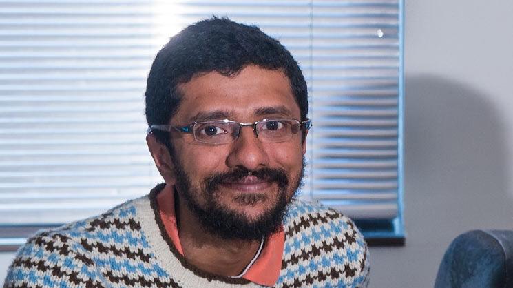 Ashok Veeraraghavan, a Rice University Assistant Professor of electrical and Computer Engineering