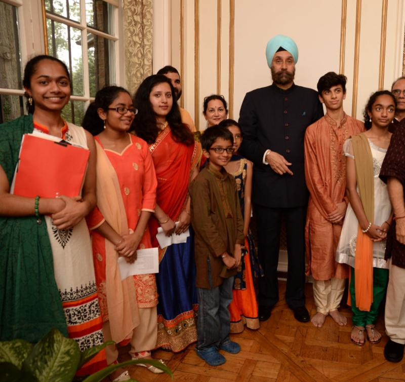 India' 71st Independence Day celebrated in Washington D.C.