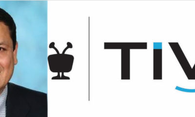 Veteran tech executive, Raghu Rau named interim CEO of TiVo