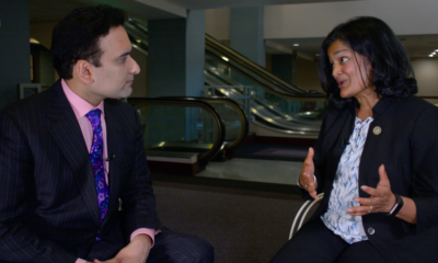 Rep. Pramila Jayapal on speaking up for the underrepresented