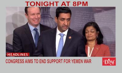 Ro Khanna opposes Yemen War