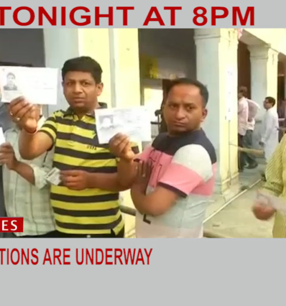 Indian Elections are Underway