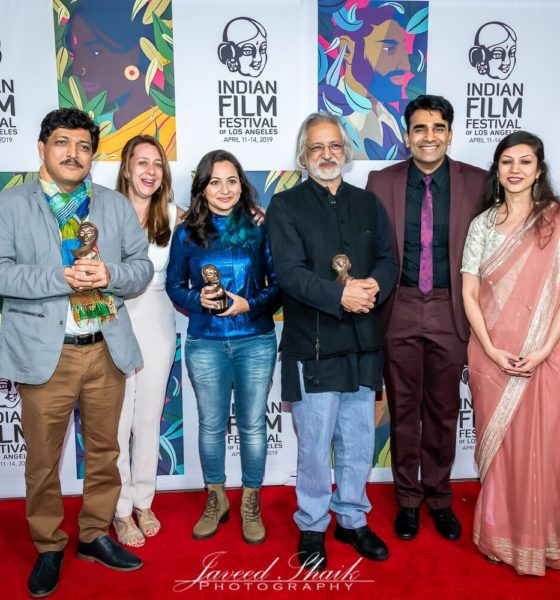 IFFLA staff with the 2019 festival winners