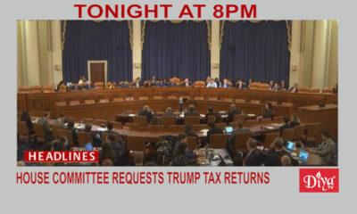 House requests Trump Tax Returns