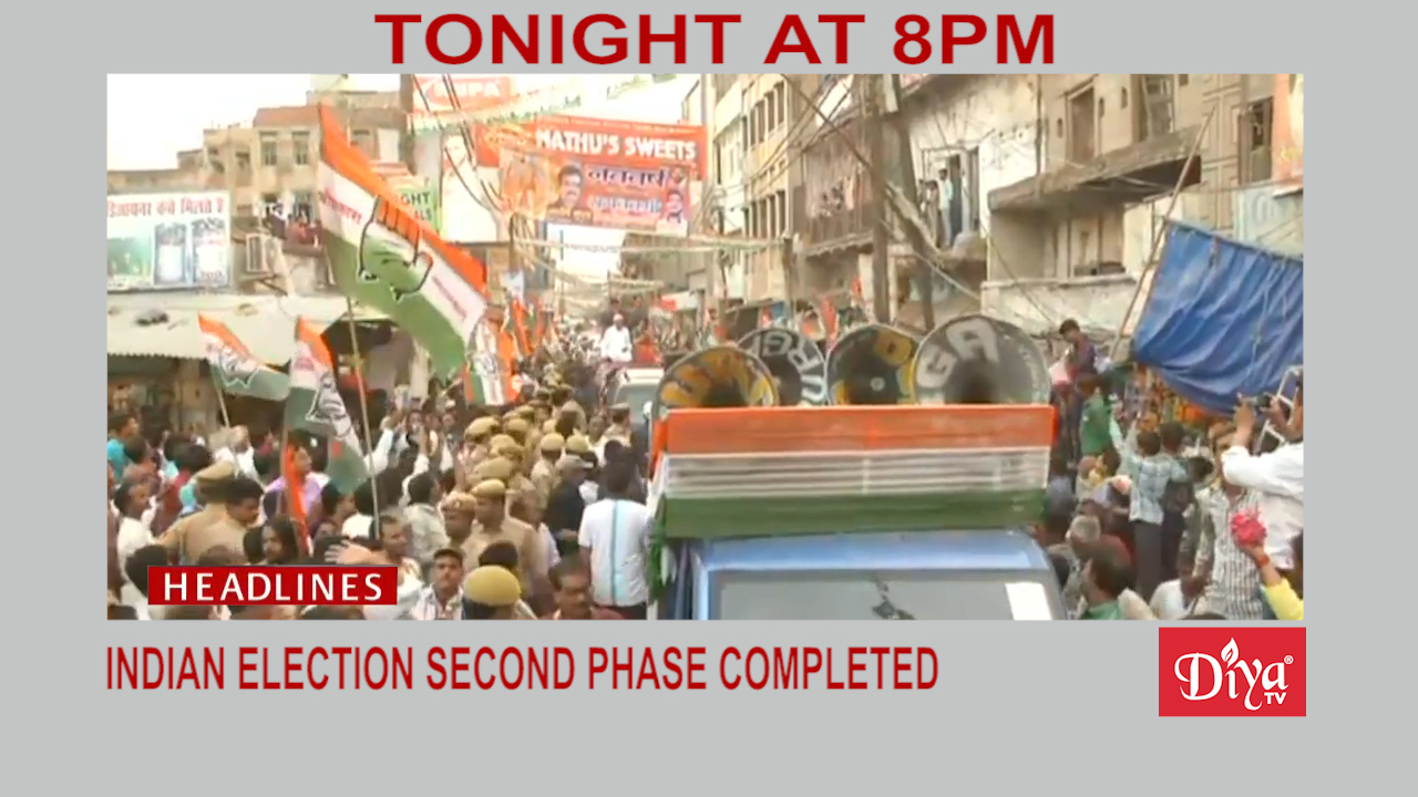 second phase Indian elections