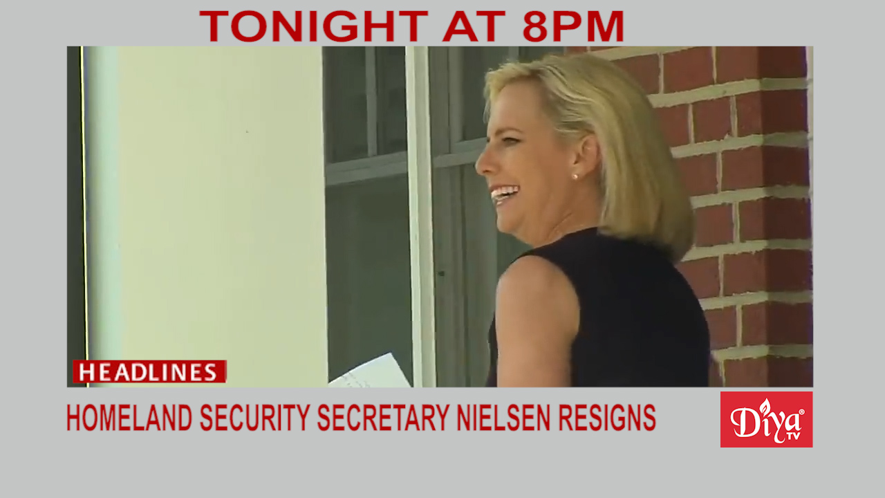 Secretary Nielsen resigns