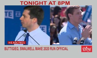 Buttigieg, Swalwell make 2020 run official