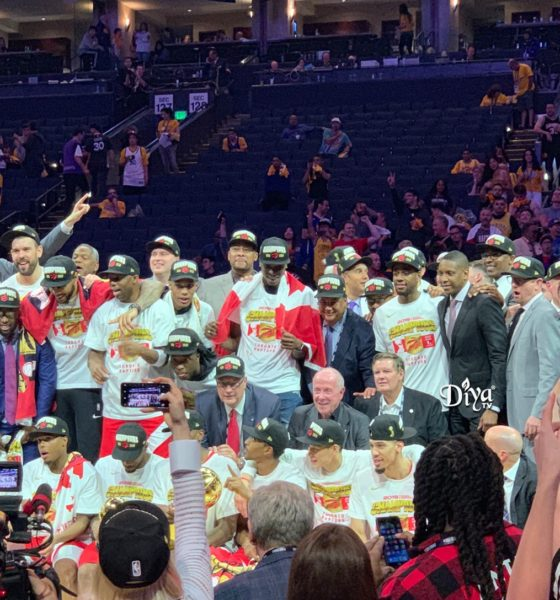 Toronto Raptors win 2019 NBA Finals