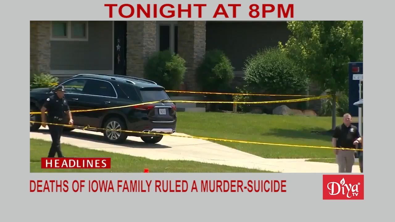 Iowa murder suicide