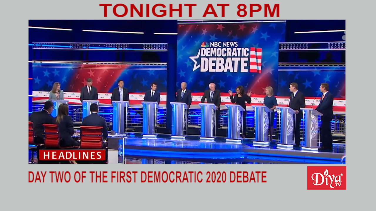 2020 Debate Day Two
