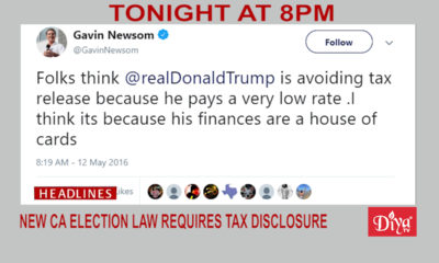 Trump Tax Return Disclosure