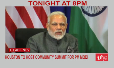 Houston hosts Modi