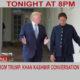 Trump Khan Kashmir Fallout