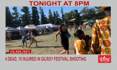 Gilroy Garlic Festival Shooting