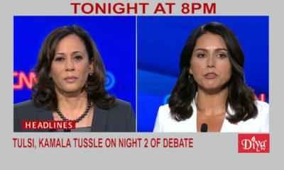 Tulsi Kamala Dem Debate
