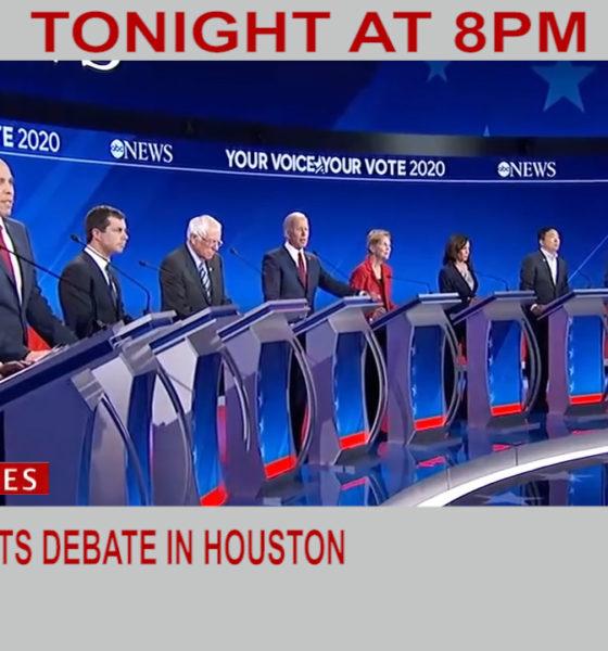 10 Democrats debate in Houston | Diya TV News