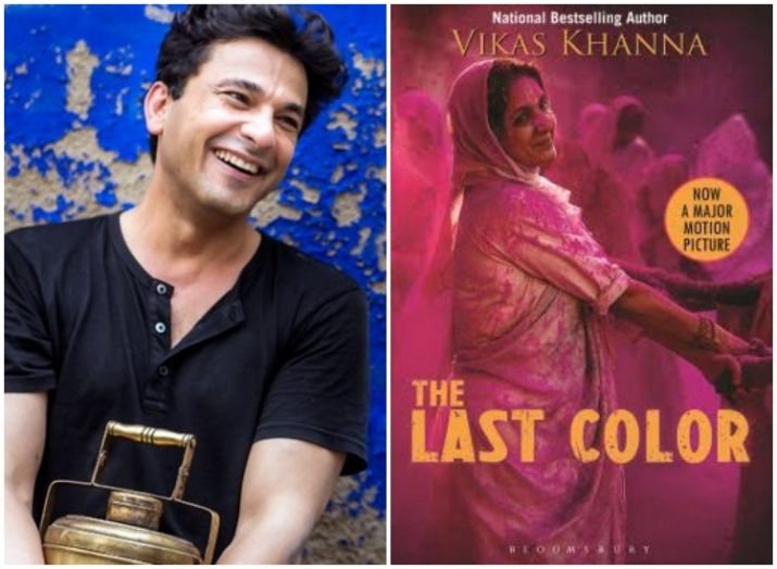 Celebrity Chef, Vikas Khanna's 'The Last Color' to open 10th annual CSAFF