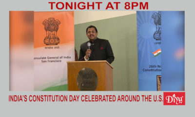 India's Constitution Day celebrated around the U.S. | Diya TV News