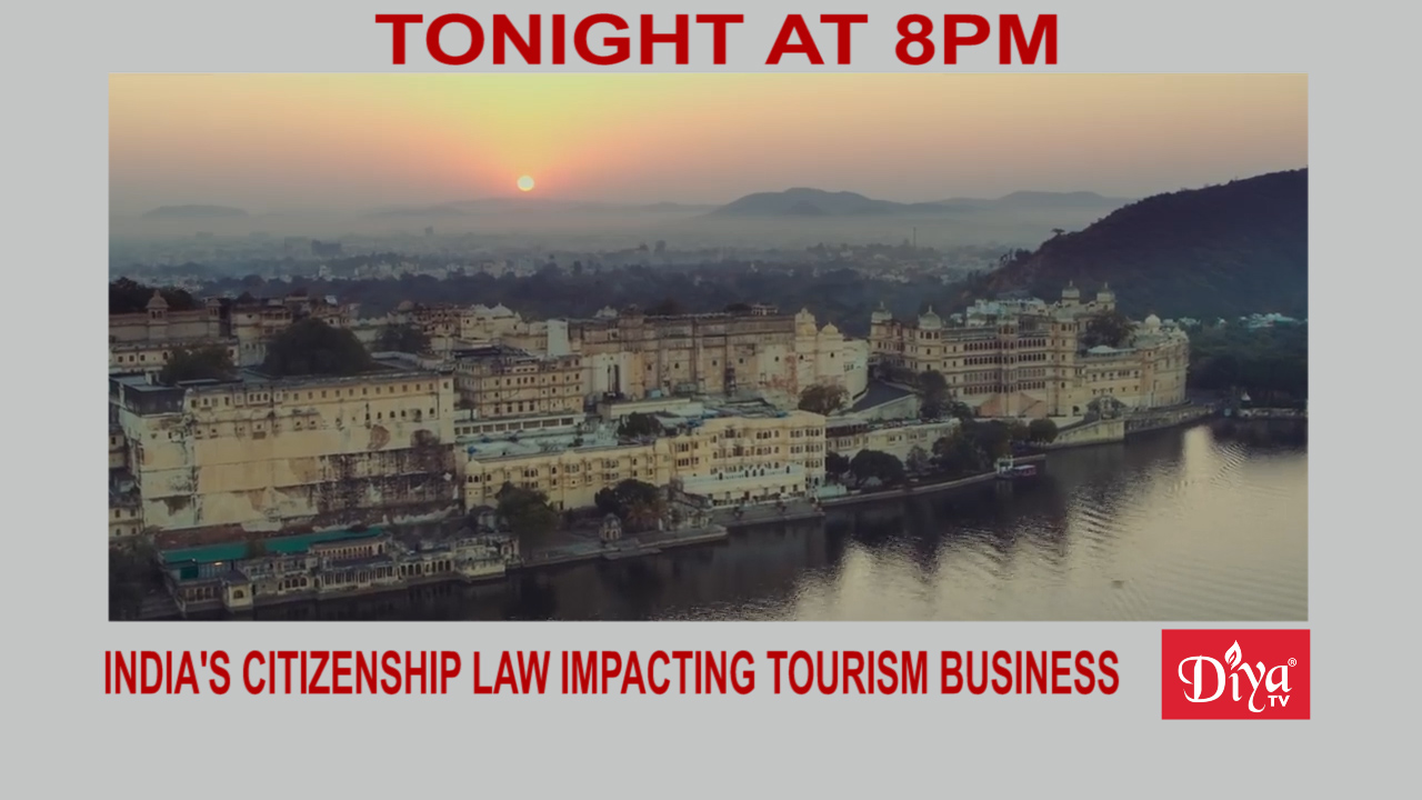 India's new citizenship law impacting tourism business | Diya TV News