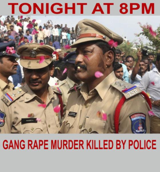 Suspects in Hyderabad gang rape murder killed by police | Diya TV News