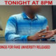 ICE recordings for fake university recruiting released | Diya TV News